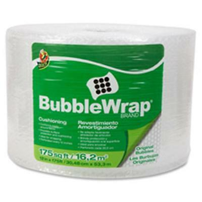Duck Brand DUC001002902 Bubblewrap, 12 in. x 175 ft., Clear