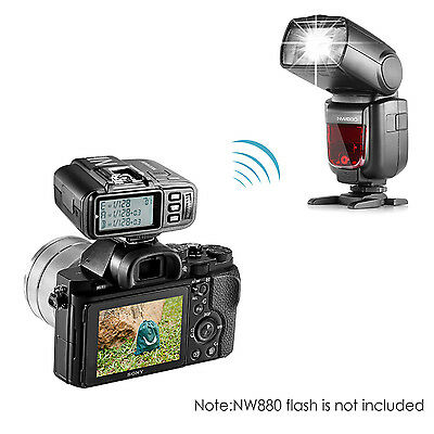 Neewer N1T-S TTL 2.4G 32 Channels Wireless Flash Trigger Transmitter For Sony