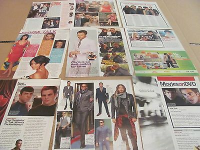Chris Pine       Clippings   Wow   #0923