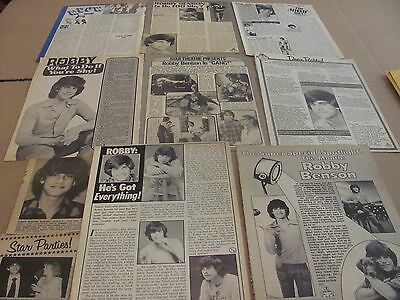 Robby Benson        Clippings   Wow   #1003