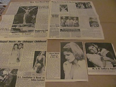 Raquel Welch        Clippings   Wow   #1001