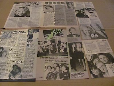 Brooke  Theiss  Just The Ten Of Us   Star        Clippings   Wow   #1011