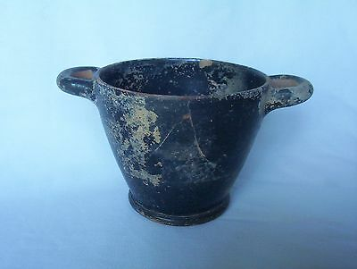 Ancient Greek Pottery  Skythos c. 5th - 4th century B.C.