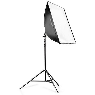 walimex Studioset Daylight-Set 250 + Softbox 40x60cm, B-Ware