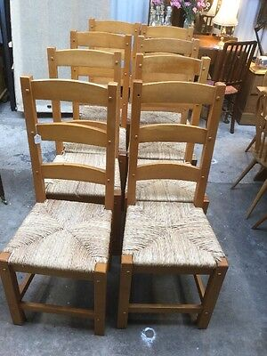 8 Kitchen / Dining Chairs