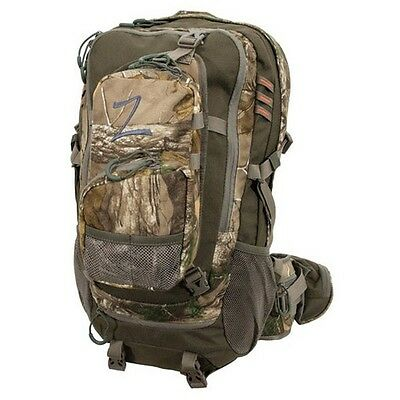 Alps Mountaineering 9412123 Crossfire Backpack Realtree Xtra