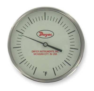 Bimetal Thermom,5 In Dial,50 to 300F