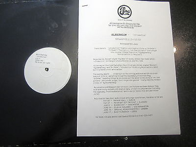 "REJUVENATION ""INTRODUCTION"" 2 x LP PROMO SET (AMBIENT, SOMA RECORDINGS)"
