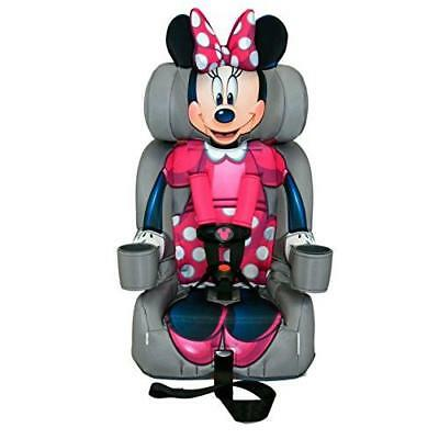 Disney KidsEmbrace Combination Toddler Harness Booster Car Seat, Minnie Mouse