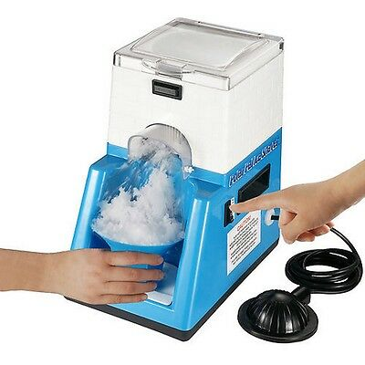 NEW IN BOX Polar Pal Ice Shaver Snow Cone Machine Shaved Ice Maker