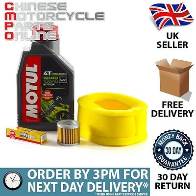125cc Motorcycle Service Kit K157FMI for Lexmoto Adrenaline 125