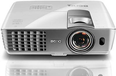 BenQ W1080St+ Short Throw Full HD Home Cinema Projector with Lens Shift