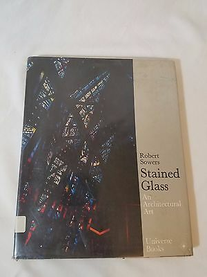 1965 STAINED GLASS An Architectural Art Robert Sowers