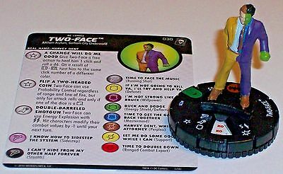 TWO-FACE #030 The Joker's Wild DC HeroClix