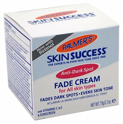 Palmers Skin Success Anti-dark Spot Fade Cream, for All Skin Types 2.7 Oz