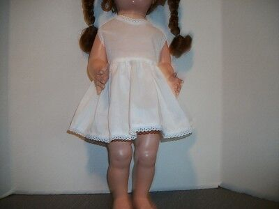 "Onsie With Attached Slip  For The 22""/23""  Saucy Walker Doll"