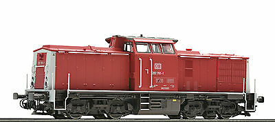"Roco TT 36332 diesel locomotive BR 202 781-1 the DB AG "" novelty 2016"""
