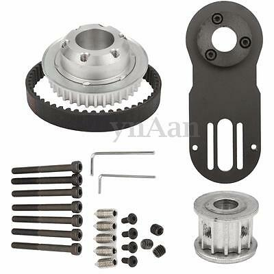 Electric Skateboard Kit Parts Pulleys And Motor Mount For 83/90/97MM wheels DIY