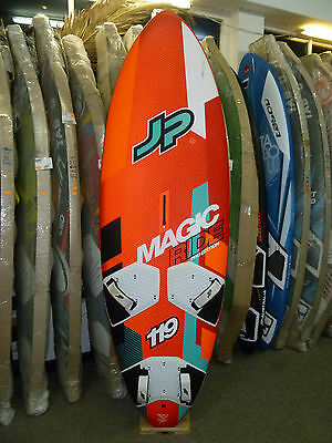 Windsurf-Board Jp Magic Ride Pro 2016 - 119 Liter (Gebraucht)
