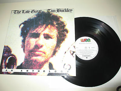 Tim Buckley - The Late Great - Wea Australia Only N.mint