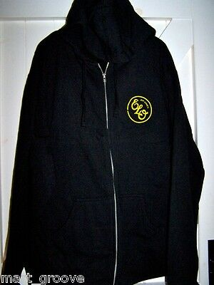 Official ELO Zipped Hoodie NEW 2016 Alone In The Universe tour L Large cardigan