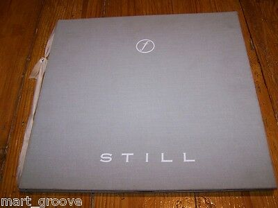 Joy Division STILL double vinyl album hessian bound with ribbon Limited Edition