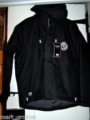 Official ELO Crew Jacket 2016 Alone In The Universe tour L Large Helly Hansen
