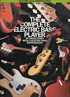 Chuck Rainey    The Complete Electric Bass Player - Book 3