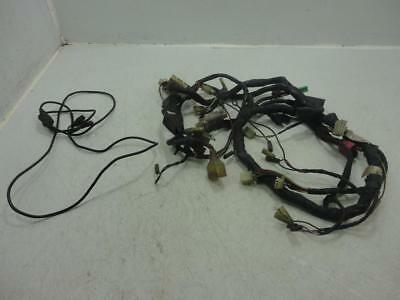 00 KAWASAKI ZG1000 Concourse MAIN WIRING HARNESS 26030-1252 ... on