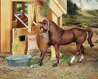 BREYER Horse #2486 Stable Feed Set New in box