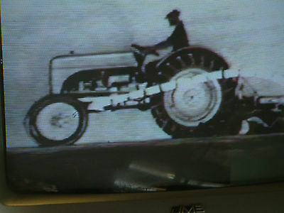 Ferguson Tractor Films. Including three films to launch the Ferguson in 1947