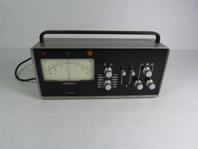Sigmasize Model 202-14 Electronic Comparator 110V for 105-120V ! WOW !