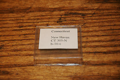 Vintage Token Connecticut New Haven Good For One Fare b-16-c U.S. Tokens Transit