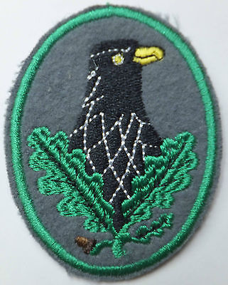 German Snipers Patch (Grey Green)