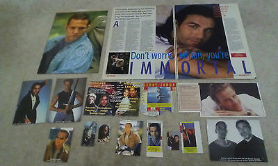 Highlander The Series/movie Magazine Clippings/articles - Duncan/connor Macleod