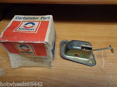 NOS GM Delco 1971 Buick GS 350 Rochester Quadrajet Carburetor Choke Thermostat