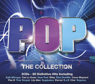 Various Artists Pop - The Collection CD ***NEW***