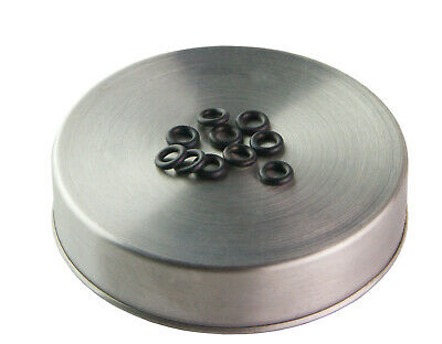 1.5x3mm  o-ring 10 pack | hardness 70 | Green oring by Flasc Paintball