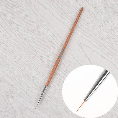 Long Hair Nail Art Liner Brush Ultra-thin Line Drawing Pen Manicure Design Tool