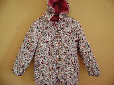 Girls Padded Jacket From George Fit Age 5-6 Years