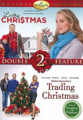 double feature trading christmaslucky christmas new dvd - Debbie Macomber Trading Christmas