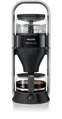 Philips HD 5407/69 Cafe Gourmet Jacobs Edition schwarz - NEU & OVP