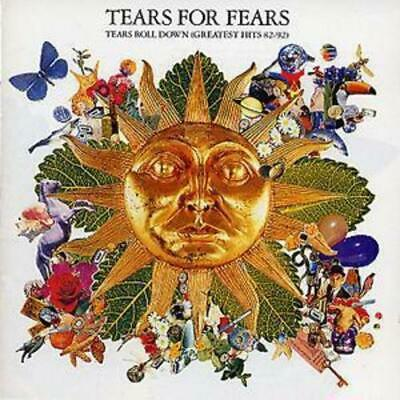 Tears for Fears : Tears Roll Down: (GREATEST HITS 82-92) CD (2004) Amazing Value