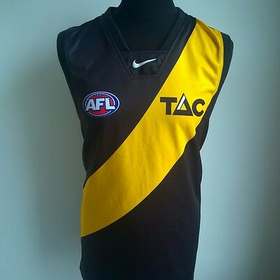 Tac Balmain Tigers Home Made In Australia Nike Jersey Size Adult Xl