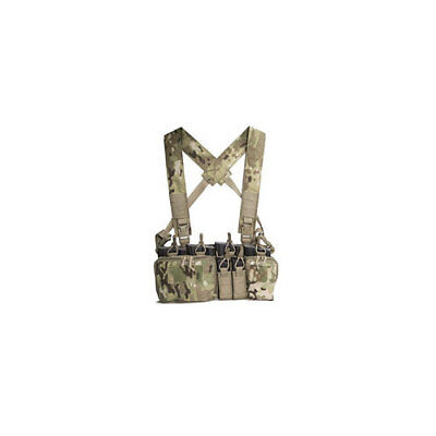Haley Strategic D3CR-HMulti-Cam Chest Rig Multi-Cam Heavy