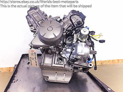 Honda VFR1200 F (1) 14' Complete Engine Assembly Dual Clutch Automatic Gearbox