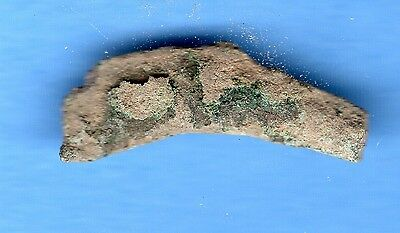 Sarmatia OLBIA cast proto money DOLPHIN 5th Century BC Ukraine Crimea 65