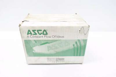 New Asco 8300D9U Red-Hat 120V-Ac 3/8 In Npt Solenoid Valve D547140