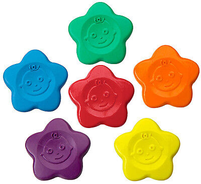 Alex Jr TOTS FIRST CRAYONS Easy Grip Chunky Mark-Make Art/Craft Baby/Child
