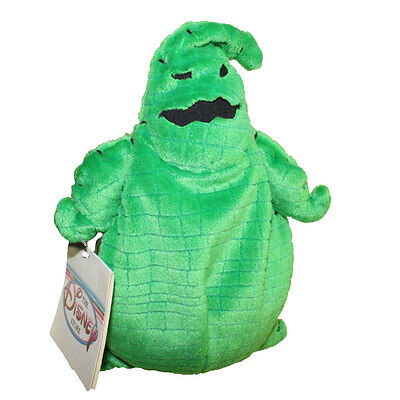 Disney Bean Bag Plush - OOGIE BOOGIE (Nightmare Before Christmas) (8 inches)